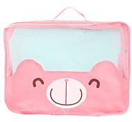 0108 Korea Portable Multifunctional Travel Toiletries Bag Lady Makeup Bag Waterproof Nylon Bag Wholesale (Small)