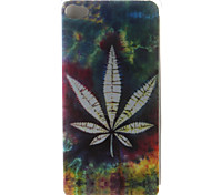 TPU + IMD Material Grass Aescinate Pattern Phone Case for Lenovo A536/K3 Note/P70/S90