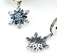 navy esterlina 1pc pingente de prata das mulheres