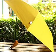 Cartoon Banana Umbrella Seventy Percent Off Umbrella