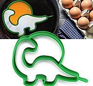 1 Creative Kitchen Gadget / novo Silicone Utensílios de Ovo