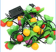 28 LED 5.5M Apple LED String Lights