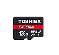 Toshiba Exceria microSDHC memory card 64GB 32GB 16GB 128GB UHS-I Class10 48M/S