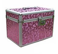 sola apertura portatile trousse commercio estero box cosmetici professionali scatola grande capacità di archiviazione