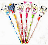 Strange New. Korean Stationery Pleasant Pencil Pencil Cartoon Cute Pencil