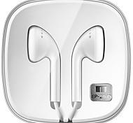 Meizu estéreo EP21-hd auriculares del auricular con micrófono de control por voz para meizu nota 3 / MX6 / nota 2/6 / 3s pro