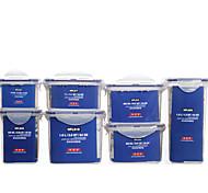 LOCK&LOCK 7/set Kitchen Kitchen Polypropylene Lunch Box  44909805145