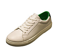 Other Other Casual Shoes Unisex Breathable Low-Top Leisure Sports White / Green
