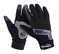 Winter Gloves Unisex Keep Warm Ski & Snowboard / Snowboarding Black / Blue / Purple Canvas M / L / XL-Others