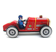 THE CAR Wind-up Toy Leisure HobbyMetal Red For Kids