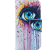 Ganzkörper Brieftasche / Kartenhalter / mit Ständer Karton PU - Leder Hart Fall-Abdeckung für Apple iPhone 7 / iPhone 7 plus
