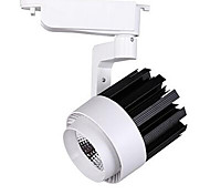 15W 1200LM Warm Cool White Led Track Light Ceiling Rail Spot Rail Super Bright(AC220-240V)