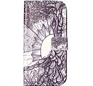 Full Body Wallet / Shockproof / Flip Tree PU Leather Soft Case Cover For Samsung Galaxy C5