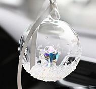 vetro, Decorazioni del partito Decorazioni per la casa 1pc