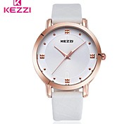 HongKong brand hot sale fashion business style rose gold color couple watch 1028