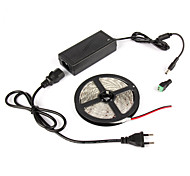 3m 5050 SMD Hydroponic Systems Led Plant grow light non Waterproof Led Grow Strip Light   Full spectrum Grow Box