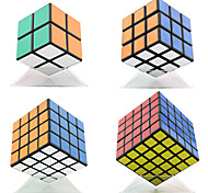 Toys Shengshou® / Magic Cube / Puzzle Toy 2*2*2 / 3*3*3 / 4*4*4 / 5*5*5 Speed / Professional Level Magic ToySmooth Speed