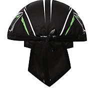 Dark Green Man Caps Cycling Outdoors Pirates Headband Mountain Road Cycling Sport Cap