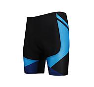 PALADINSPORT New Men 's Cycling Shorts Bike TROUSERS With 3 d Pad Lycra DK647 Nerazzurri Splicing