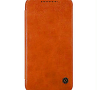 Nillkin Qin Series Leather Case for Moto G4 Plus/ X Style/X Play Mobile Phone