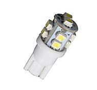 20pcs T10 bianco 168 194 501 w5w 10 smd led laterale dell'automobile cuneo lampada lampadina 12V DC