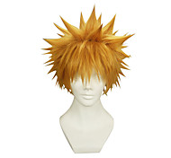 Anime Cosplay Halloween Orange Cosplay Wigs