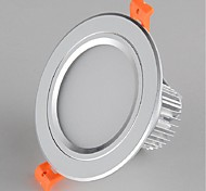 85-265V LED 7W 330-360LM 2700-6500K Warm White Cold White Down Light