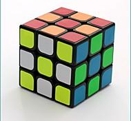 / Cubos Mágicos 3*3*3 / Cubo velocidad suave Arco iris Plástico Juguetes