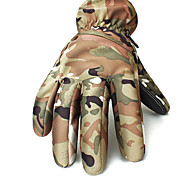 Winter Gloves Unisex Keep Warm Ski & Snowboard / Snowboarding Others / Camouflage Canvas Free Size-Others