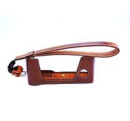 dengpin® Пу кожа половина камера кейс сумка чехол подходит для Fujifilm X-Pro2 xpro2 (ассорти цветов)