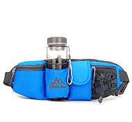 Пояс с кармашком для фляги Фляга / мешок для воды Поясные сумки Пояс Чехол дляОтдых и туризм Рыболовство Восхождение Фитнес Путешествия