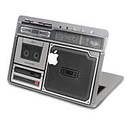 MacBook Front Decal Sticker Radio For MacBook Pro 13 15 17, MacBook Air 11 13, MacBook Retina 13 15 12