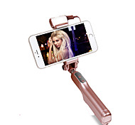 Fashion Foldable HY004 Led Light Bluetooth Selfie Stick