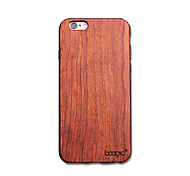 Natural Wood Ultra Thin Protective Back Cover iPhone Case for iPhone 6S Plus/6 Plus/6S/6