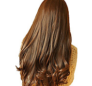 New Store Opening Ultra Low-cost Pear Flower Sweet Straight Bangs The Volume Curly Hair Wig Three Color Optional