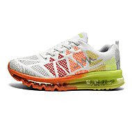 Fashion 39-44 Sneakers Men's Damping / Cushioning / Breathable Low-Top Leisure Sports / Beginner Running/Jogging