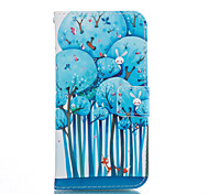 Tree Leather Wallet for Samsung Galaxy S3 S4 S5 S6 S7 S3 Mini S4 Mini S5 Mini S6 Edge S6 Edge Plus S7 Enge Plus