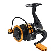 Spinning Reels 5:2:1 10 Ball Bearings Exchangable Sea Fishing / General Fishing-DY4000 DY
