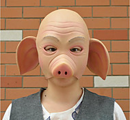 Marshal Canopy Pig Cute Pig Mask Sleeve Dress Up Animal Masks Props Cosplay Bald Pig