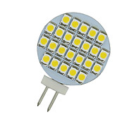 20x Warm White G4 24 SMD LED Home Garden Marine Boat Spot Light Bulbs DC 12V US