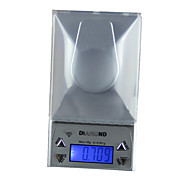 Other Material AA Battery Power White Color Weighing Scales Electronic Scales