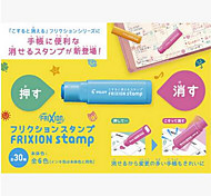 Japan Tupper Pilot Frixion Stamp Erasable Stamp Pda 30 Kinds Of Patterns Spf-12