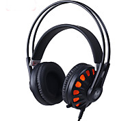 Somic G932 Fones (Bandana)ForComputadorWithCom Microfone / DJ / Controle de Volume / Games / Hi-Fi