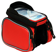 BATFOX® bolso de la biciBolsa para Guardabarro / Bolso del teléfono celular / Bolsa para Manillar / Bolsa para Cuadro de Bici