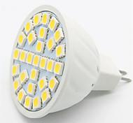 SMD5050 5W 29LED GU10/MR16 Lamp Led Verlichting Bulb LED Spotlight(AC220-240V)