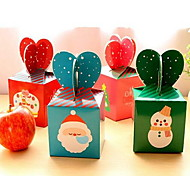 Boxes Christmas Eve Gift Box Gift Box Love Powder