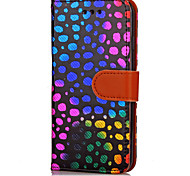 Per Custodia iPhone 7 / Custodia iPhone 7 Plus / Custodia iPhone 6 A portafoglio Custodia Integrale Custodia Colore graduale e sfumato