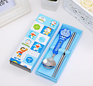 Children'S Day Gifts And Lovely Cartoon Creative Children Suit Tableware Tableware