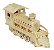 Пазлы 3D пазлы Деревянные пазлы Строительные блоки Игрушки своими руками Шлейф Дерево