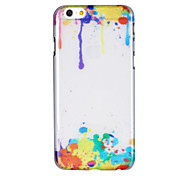 Graffiti Pattern Glow in the Dark Hard Case for iPhone 6